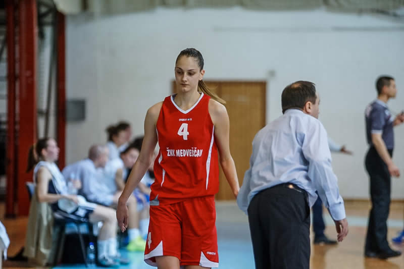 Ana Marija Begić karijeru nastavlja u Španjolskoj