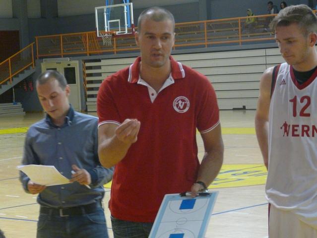 Srđan Helbich novi trener VERN-a