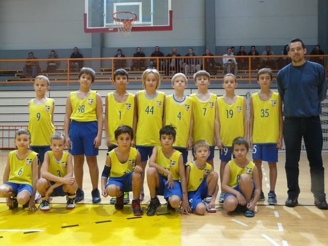 Dječaci KK Bosco