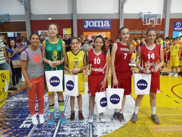 Iva Ciglar s najboljom petorkom prvenstva