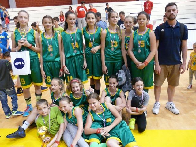 Trešnjevka 2009 druga ekipa u Hrvatskoj
