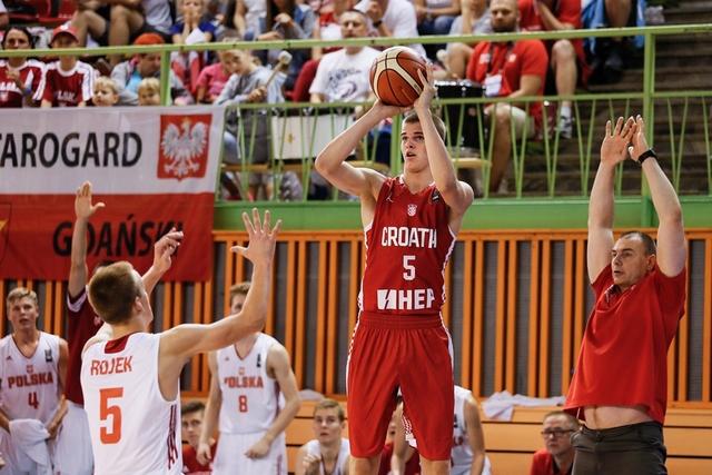 Oton Janković predvodio Hrvatsku protiv Poljske