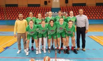 Trešnjevka 2009 uvjerljivo startala u sezonu (foto: zkktresnjevka2009.com)