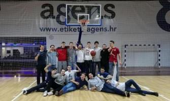 Agens Univers prošle sezone prvak B lige