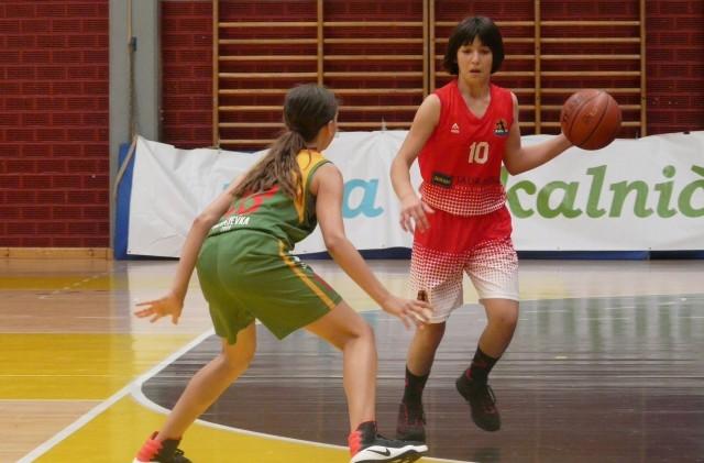Ella Majstorović protiv Trešnjevke 2009