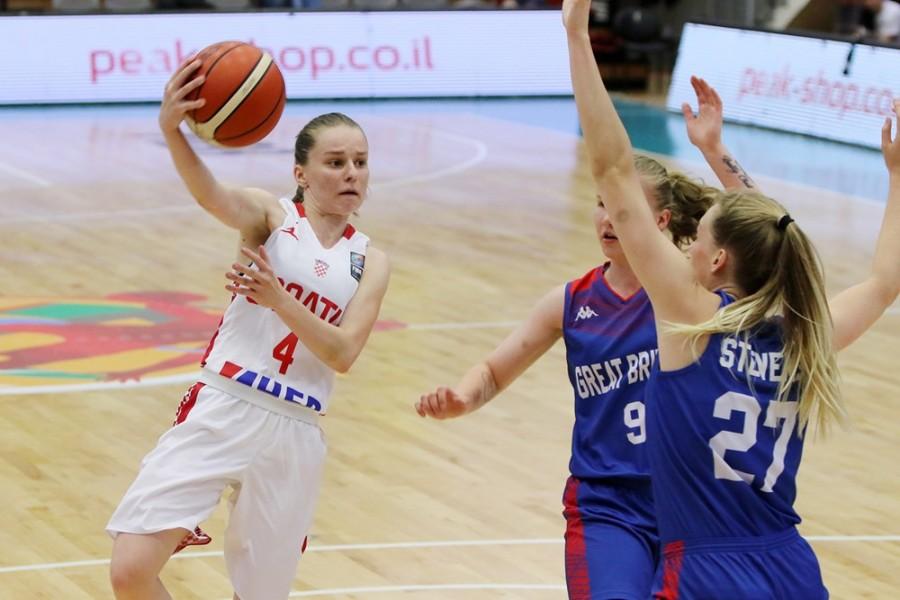Ana Petrak / Foto: fiba.com/europe/