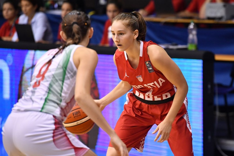 Anđela Katavić (Foto: Fibaeurope)